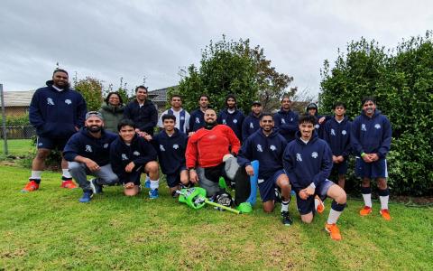 QBT 2021 Men's Team